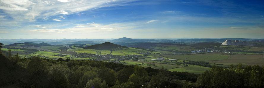 Ausblick vom Oechsenberg, © Robert Wolf