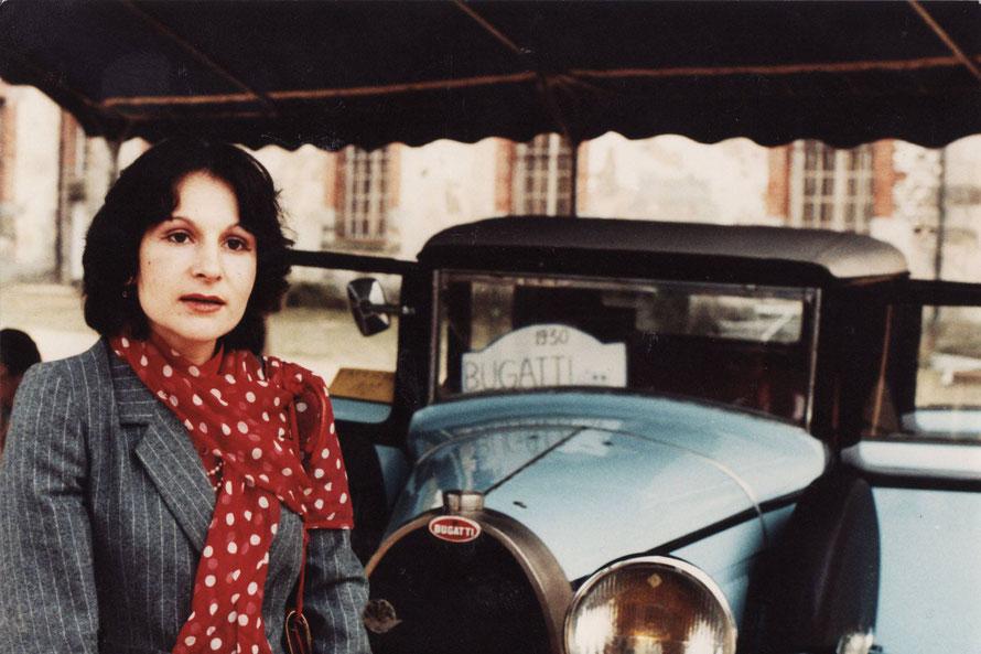 Au temps des Bugatti...