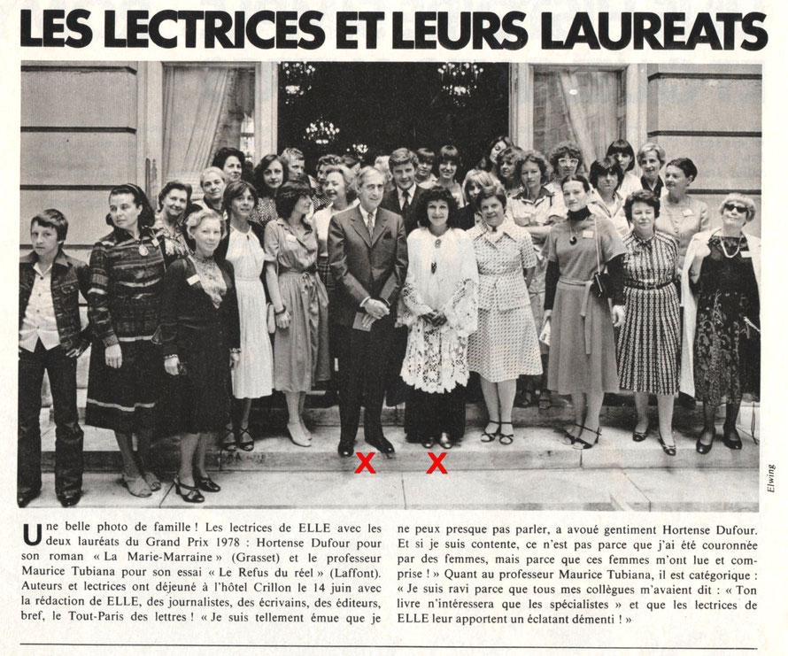 ELLE - 10 juillet 1978