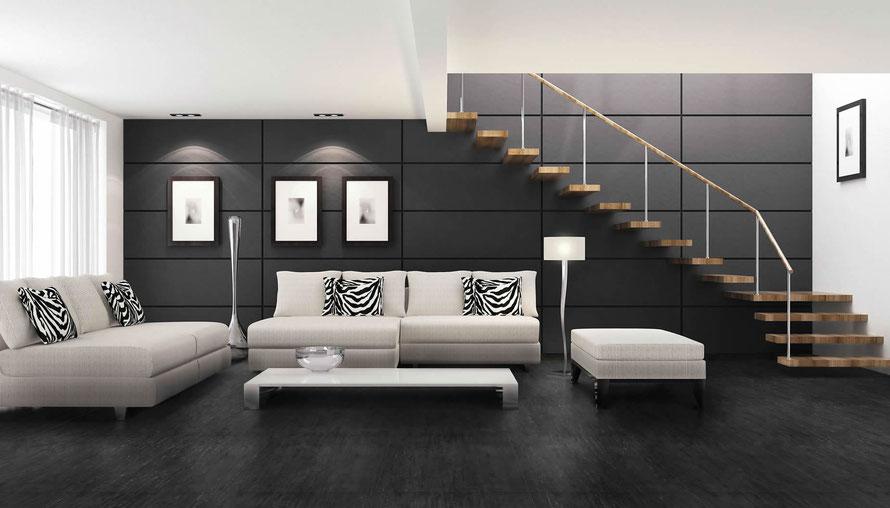 Serie Visual colore Nero