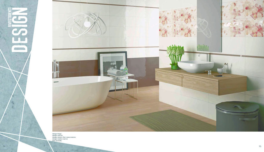 Rivestimento Bagno Verde Mela : Mattonelle bagno casaeco pavimenti e rivestimenti in ceramica