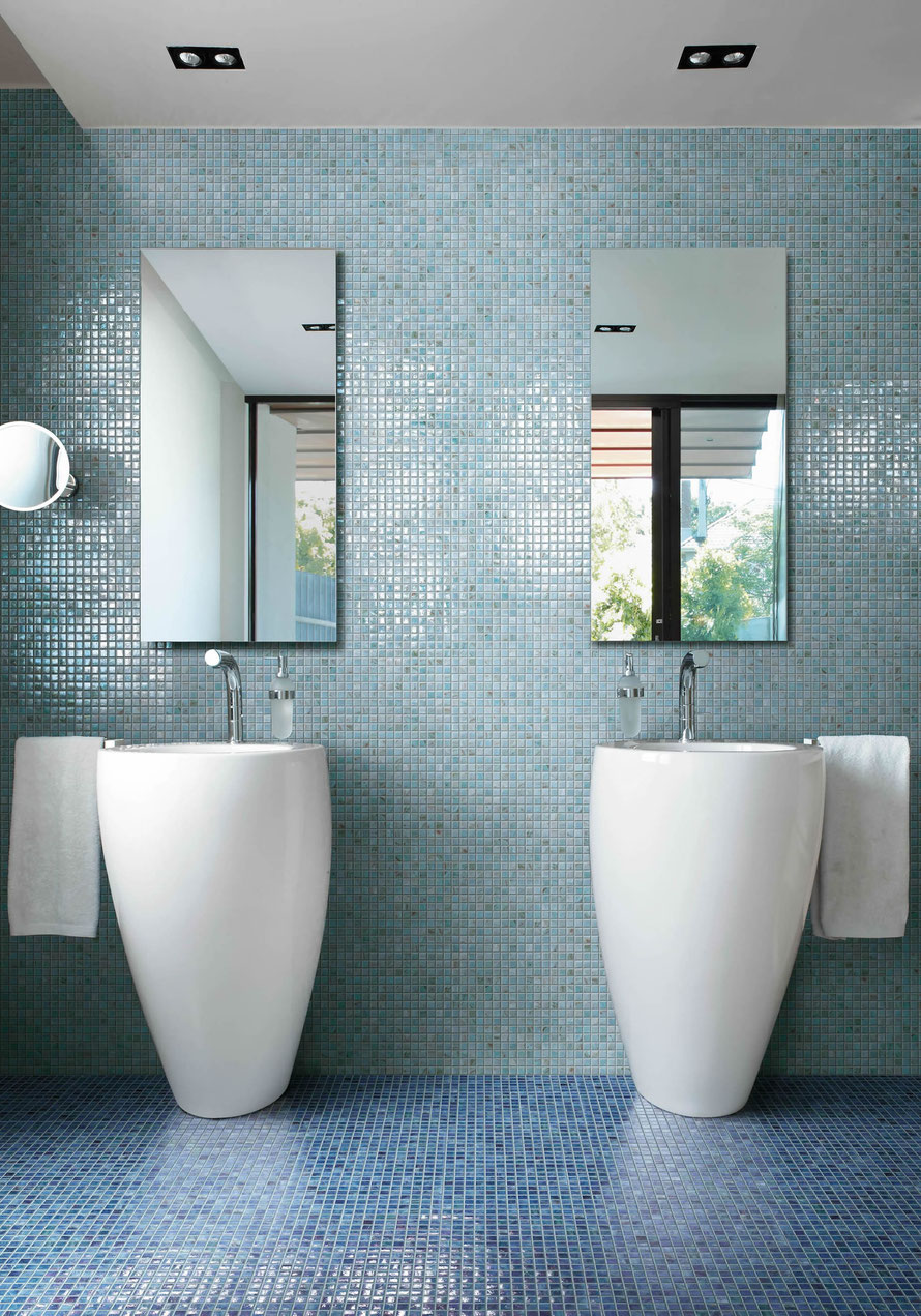 Pavimenti In Vetro Per Esterni mosaico - casaeco pavimenti e rivestimenti in ceramica