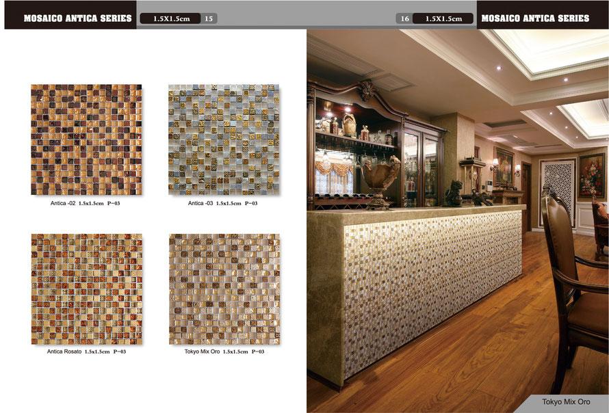 Mosaico antica series