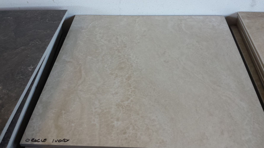 50x50 ORACLE IVORY  1 sc. Euro 8 mq.