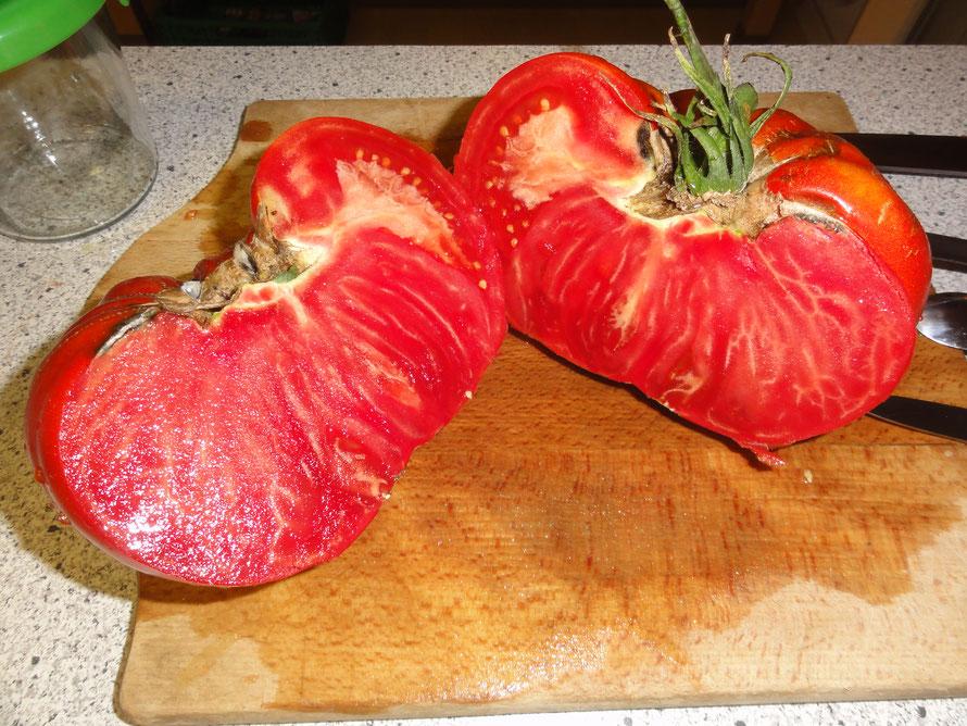 Tomaten Sorte Babuschka