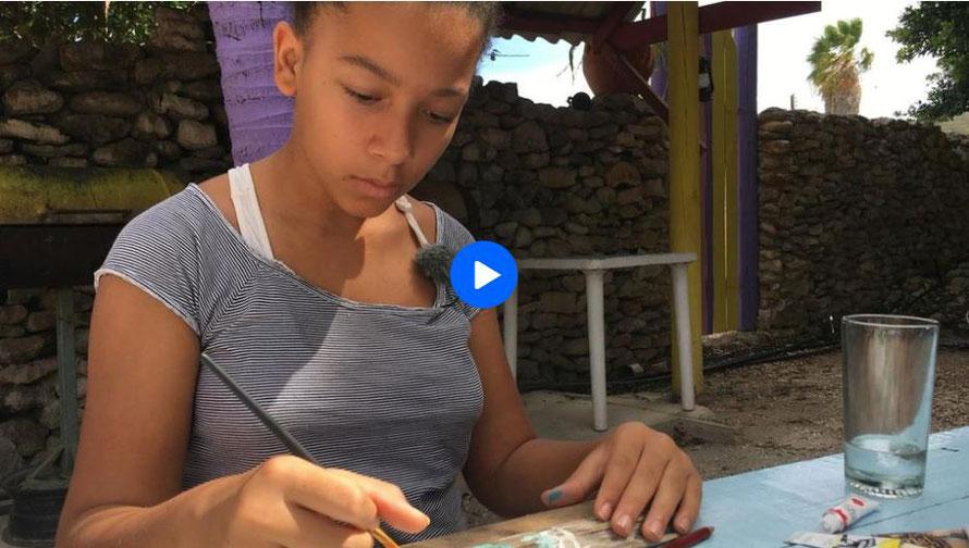Curacao-angelina-schildkröten