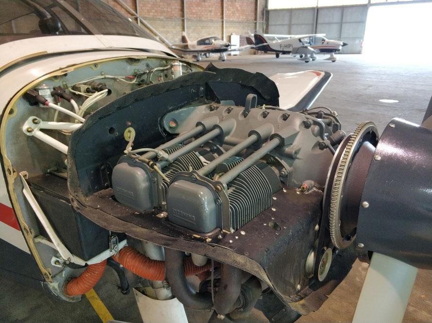 Le moteur du F-HASH