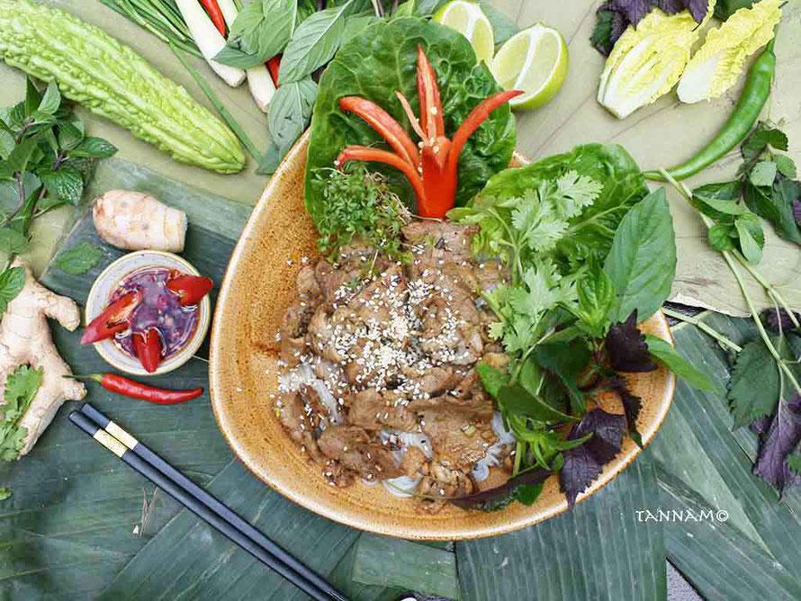 lange Tradition in der vietnamesischen Küche