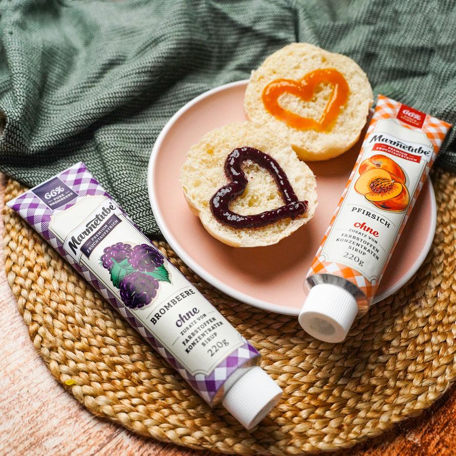 Ein Herz für Marmelade und Nachhaltigkeit © Marmetube GmbH