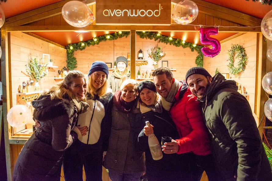 Avenwood Jubiläums-Apero November 2019 © Avenwood