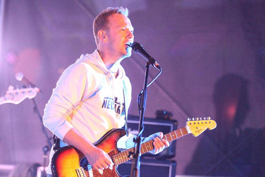 NK on Stage mit Lieber Anders © Neckarkind