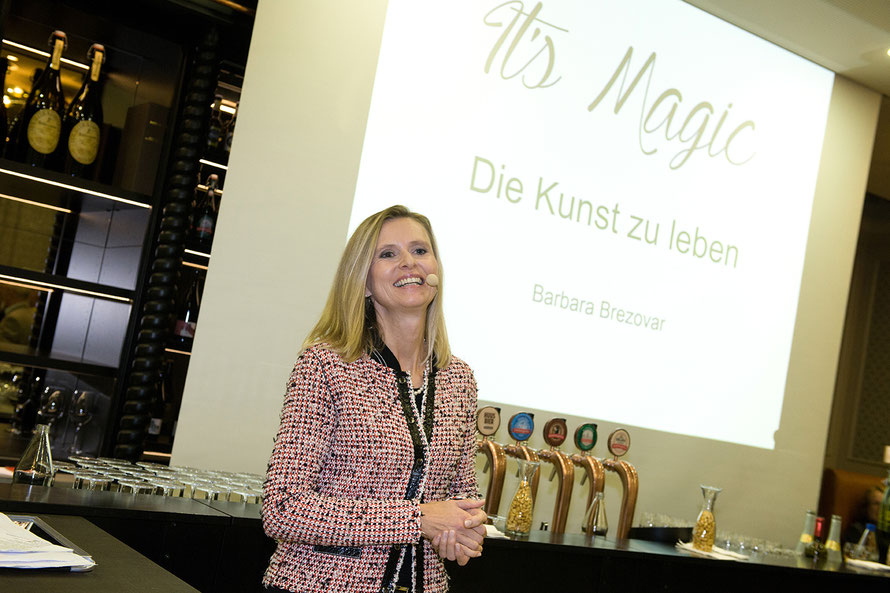 Kunden-Event in St. Gallen / Opening © BB SELFMANAGEMENT - Barbara Brezovar Capobianco 2019