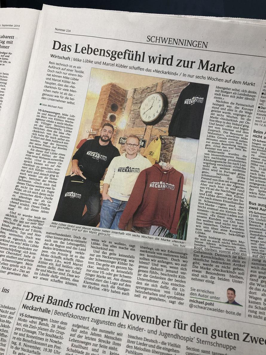 Artikel Schwabo © Neckarkind
