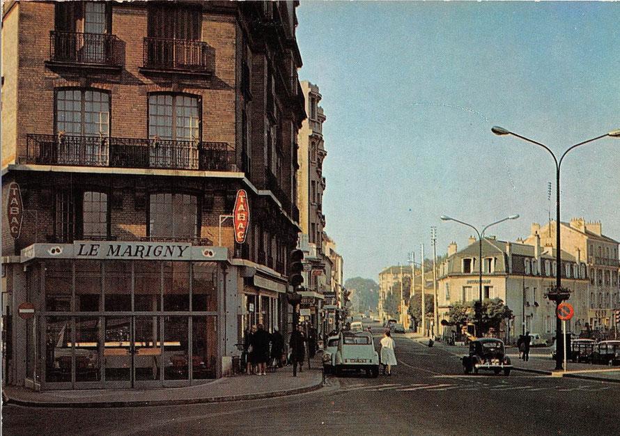 Rue de Maisons-Laffitte