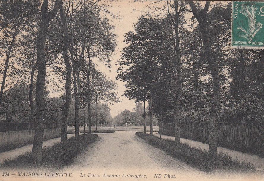 maisons-laffitte avenue labruyere