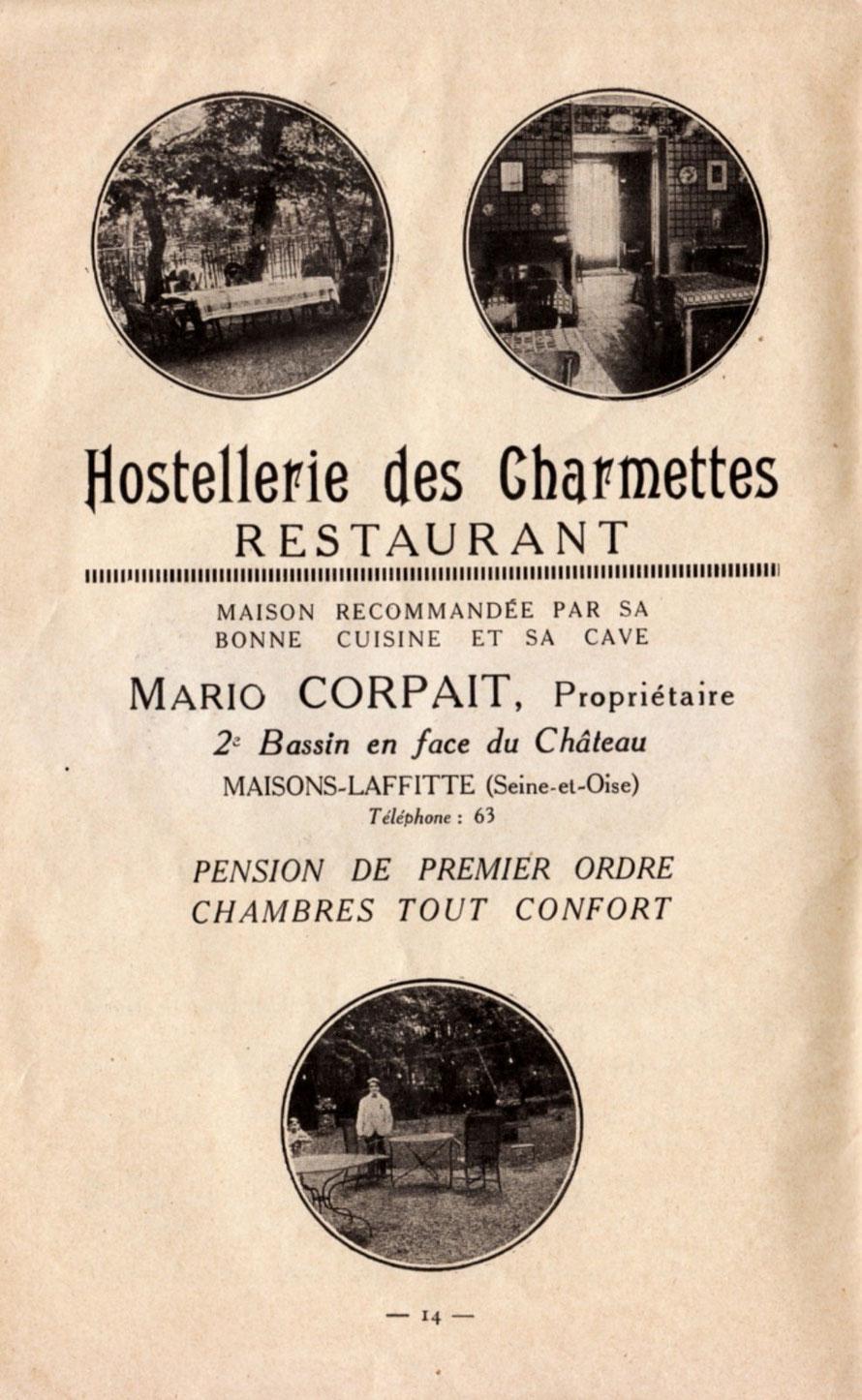 Maisons-Laffitte publicité commerce