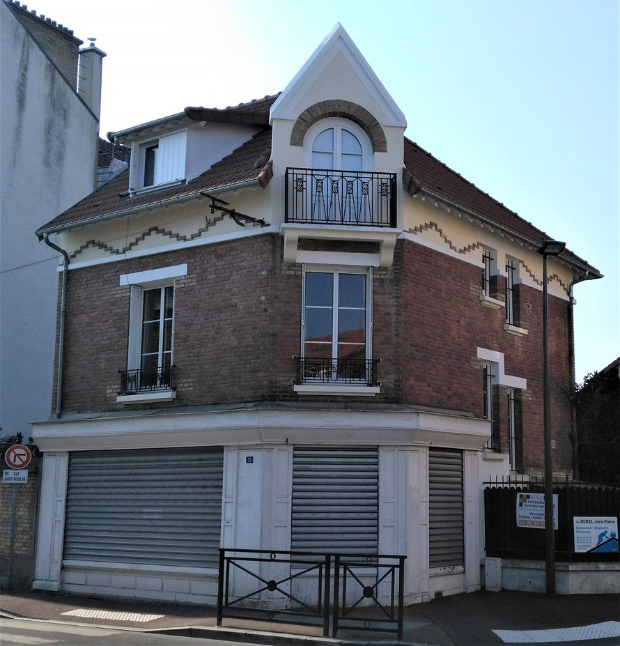 maisons-laffitte rue saint nicolas rue laffitte