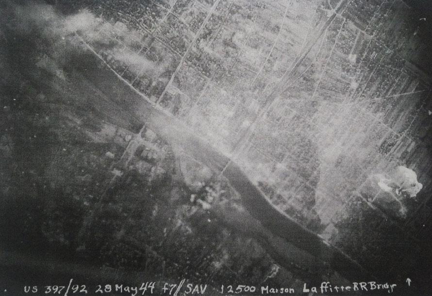 photo aerienne 28 mai 1944