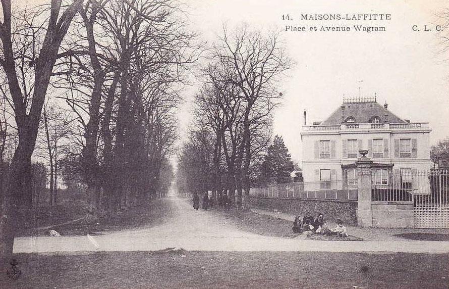 maisons-laffitte avenue wagram