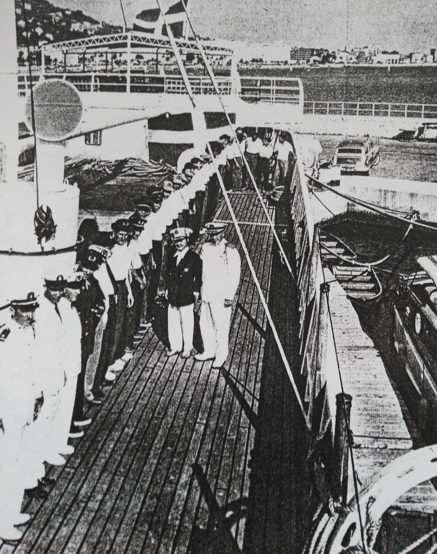 équipage mome moineau III