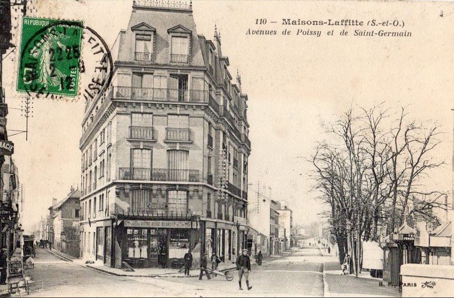 """Le café """"l'arrivée"""" à Maisons-Laffitte"""