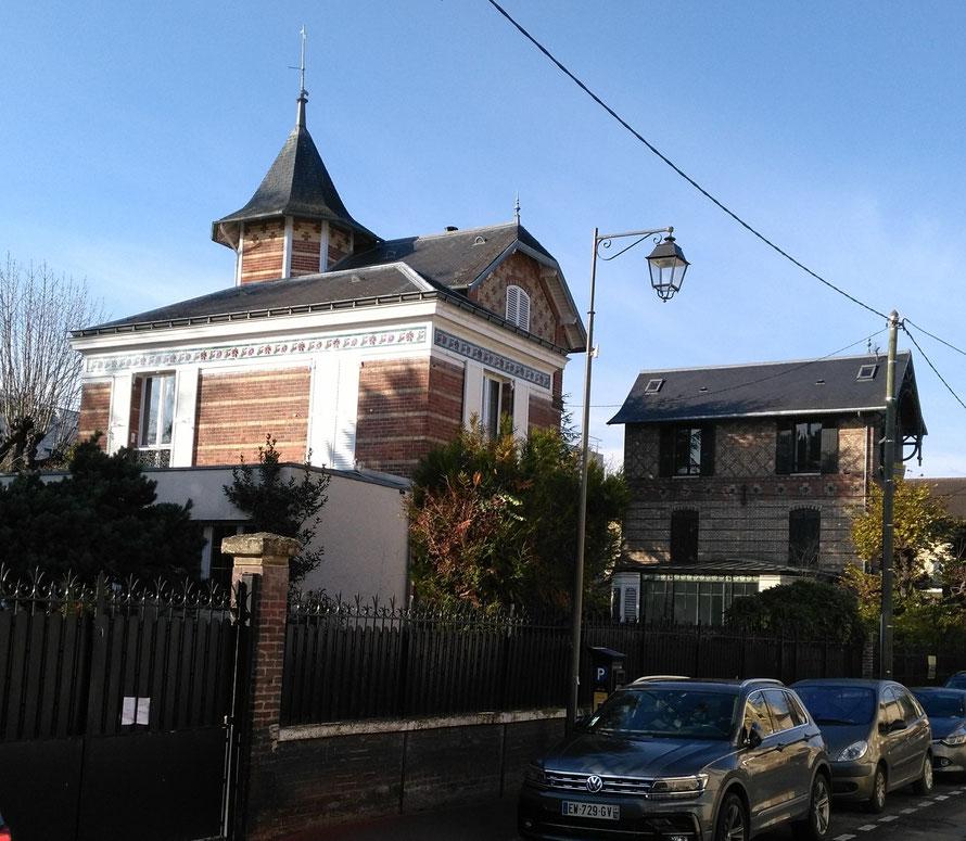 maisons-laffitte rue Champion