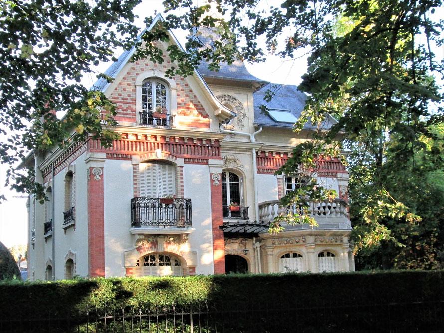 belle maison à maisons-laffitte