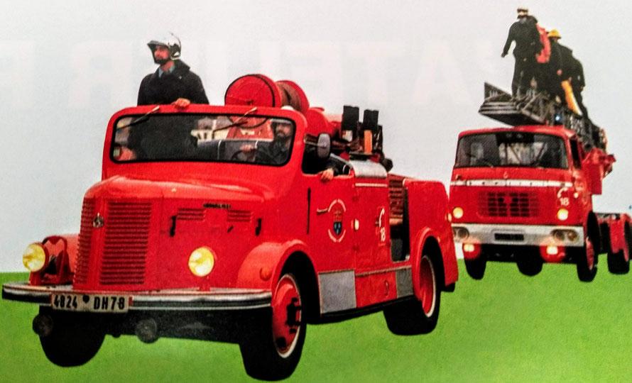 maisons-laffitte camions pompiers