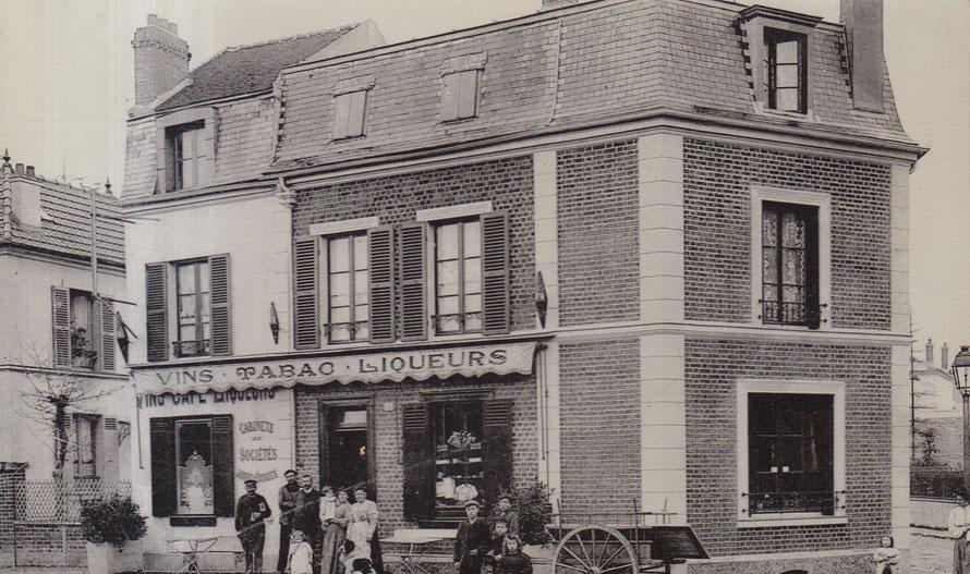 maisons-laffitte café tabac rue bois bonnet