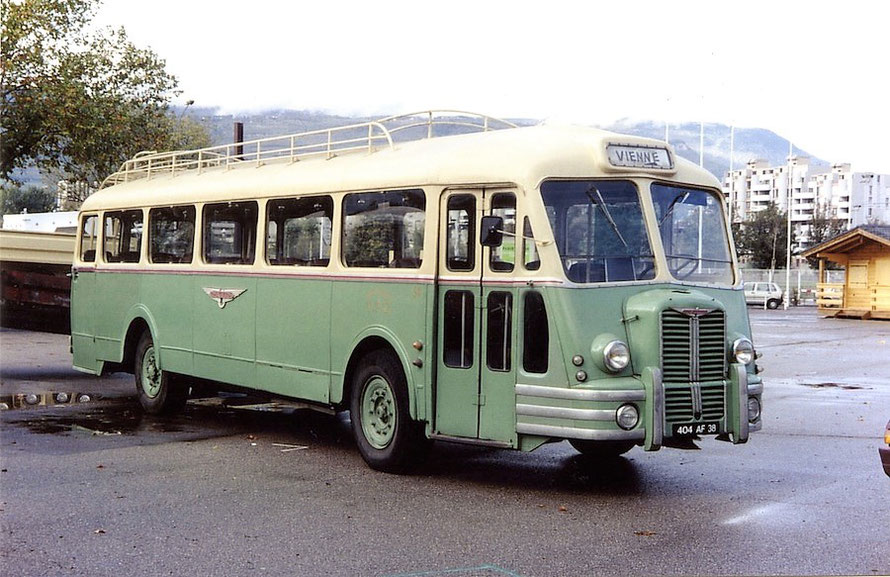 Autobus de la marque Chausson