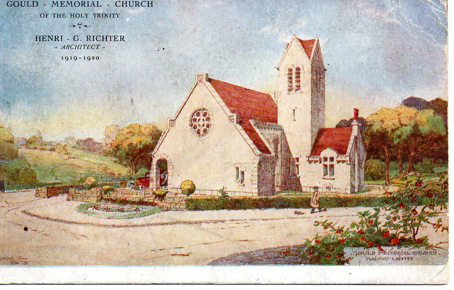 maisons-laffitte église anglicane