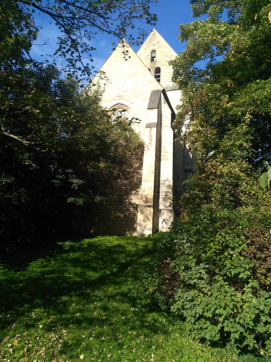 La Vieilee Eglise de Maisons-Laffitte
