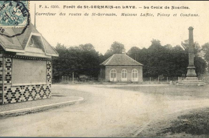 maisons-laffitte croix de noailles