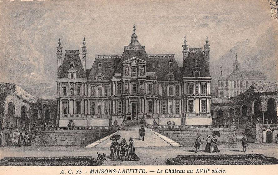 maisons-laffitte chateau