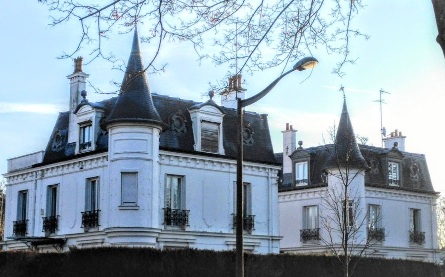 maisons-laffitte avenue Voltaire
