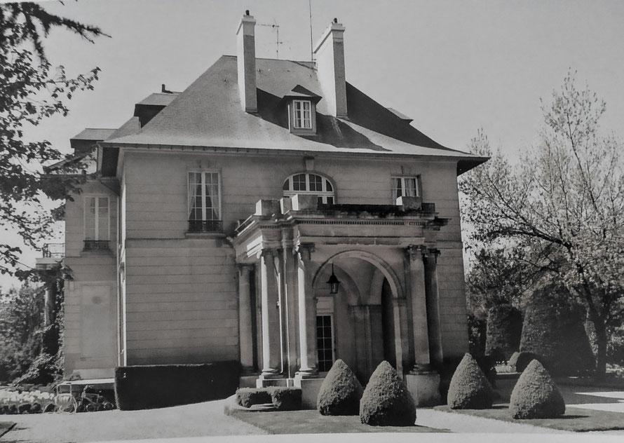 maisons-laffitte villa edifra franck jay gould
