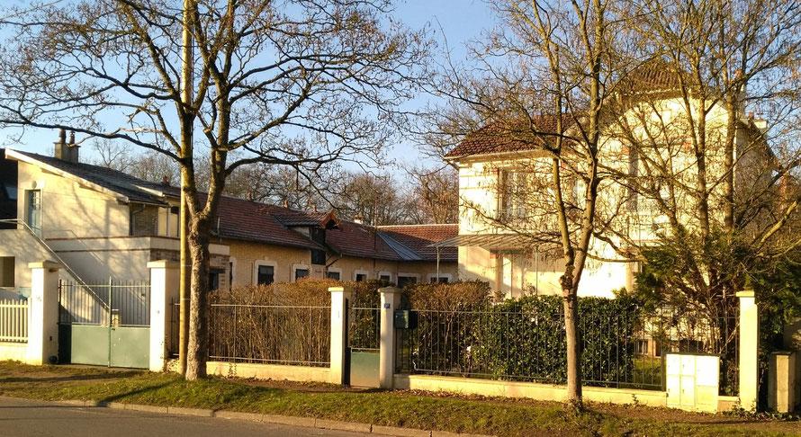 maisons-laffitte ecurie avenue desaix