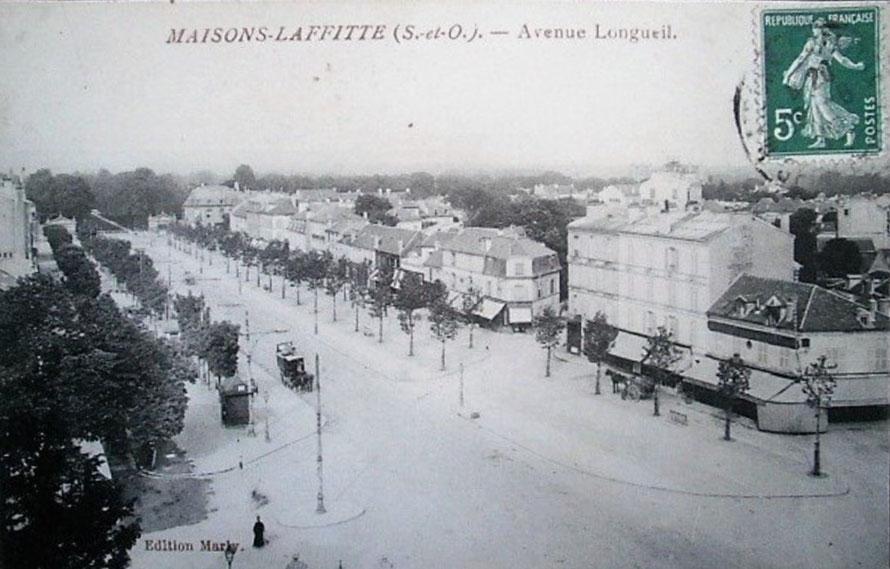 maisons-laffitte avenue longueil