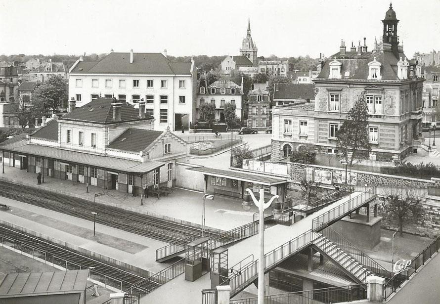 maisons-laffitte la gare