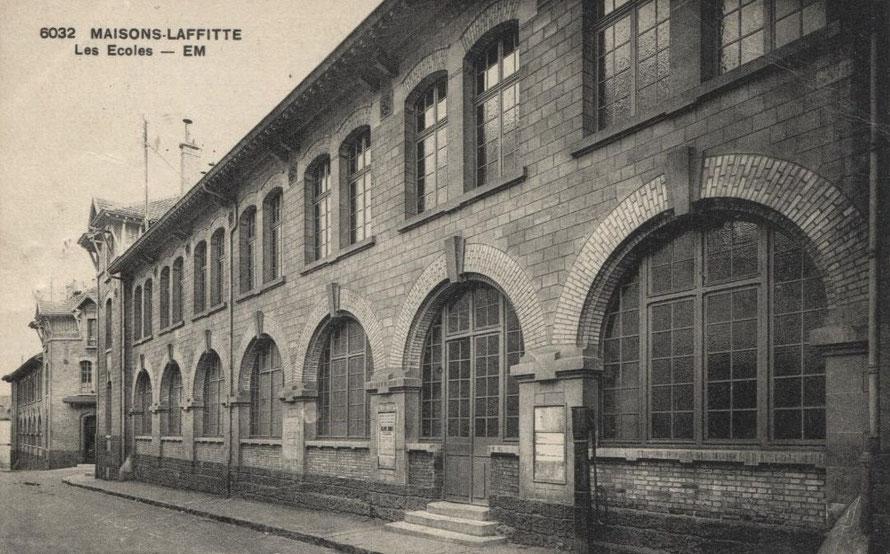 maisons-laffitte ecole rue du prieure