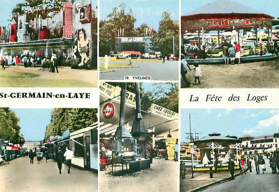 Saint Germain-en-Laye fête des loges