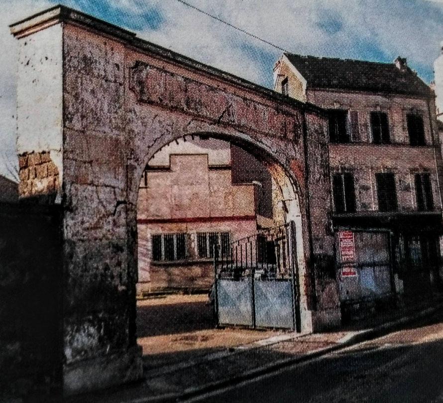 maisons-laffitte le cinema palace rue croix castel
