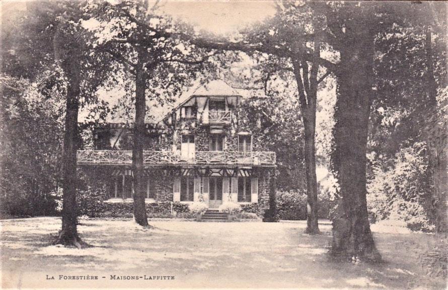 maisons-laffitte villa