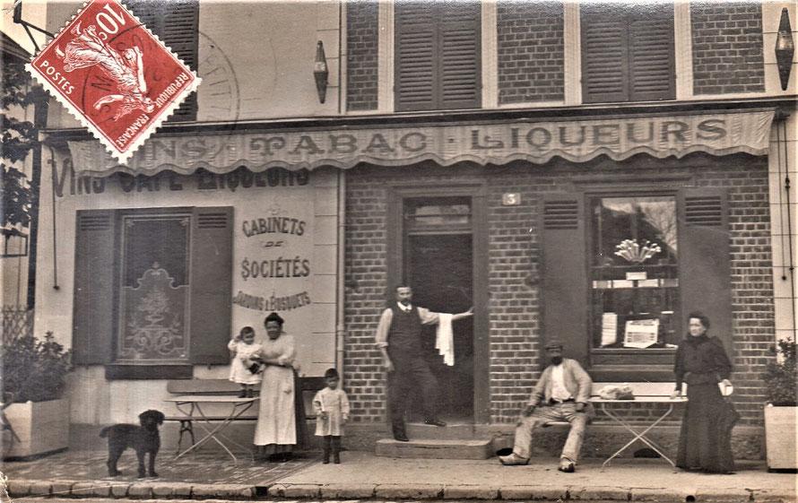 maisons-laffitte rue du bois bonnet cafe tabac