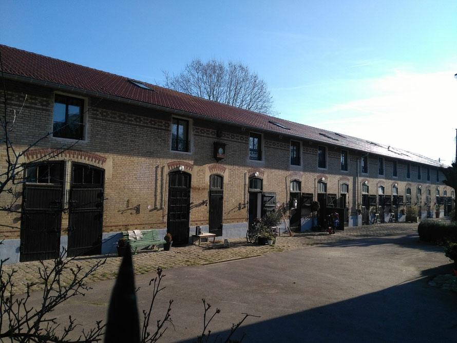 maisons-laffitte ecurie avenue ducis