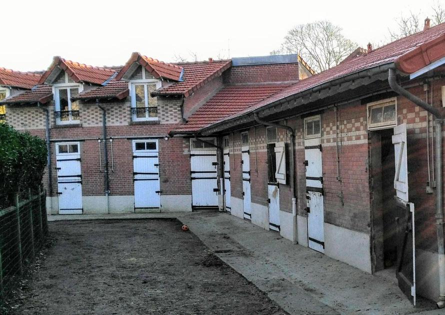 maisons-laffitte ecurie avenue catinat