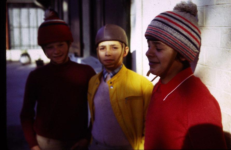 """image de """"Popoff"""" animateur de 1967 à 1976 au Foyer des Apprentis Jockeys de Maisons-Laffitte"""