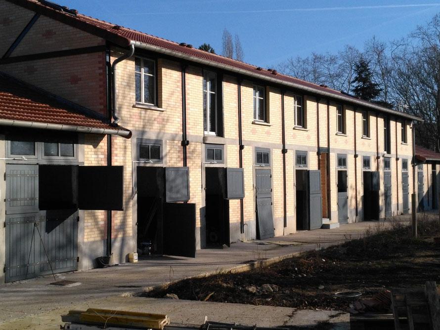 maisons-laffitte ecurie avenue jean goujon