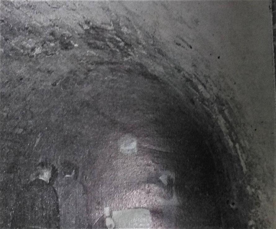 maisons-laffitte souterrains du chateau