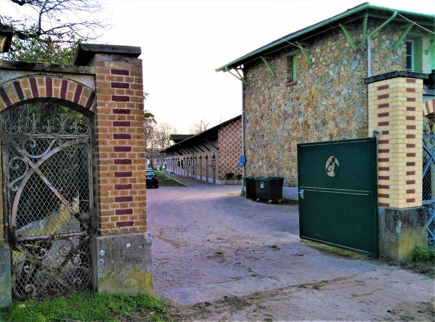 maisons-laffitte ecurie rue beaumarchais